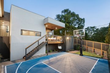 Backyard Basketball & Sports Courts